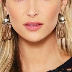NASTY GAL Mind Over Matter Earrings